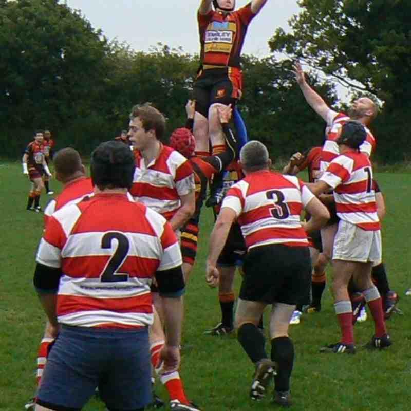Harrogate 3rd XV vs Wetherby 2nd XV