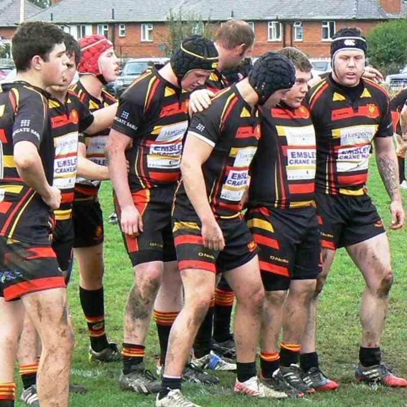 Harrogate 3rd XV vs Castleford 3rd XV