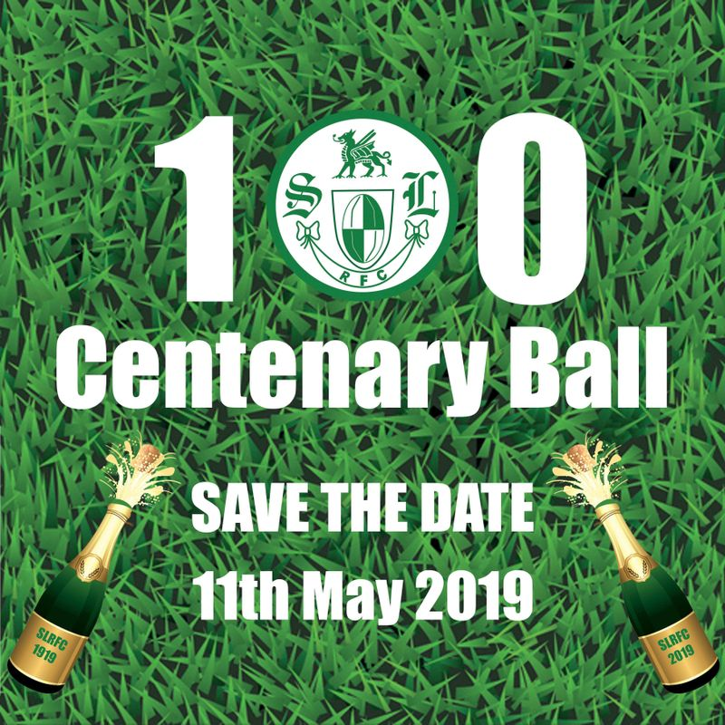 Centenary Ball - Save the date