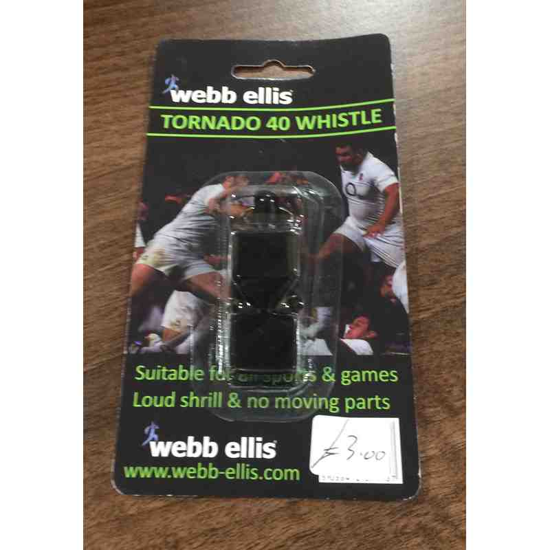 Coaches whistle