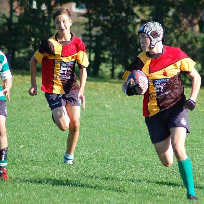 South u14s v Old Covents Nov 2015