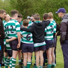 South u13s at Syston 7s April 2015