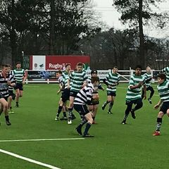 South u14s v Stourbridge u14s 24/3/18