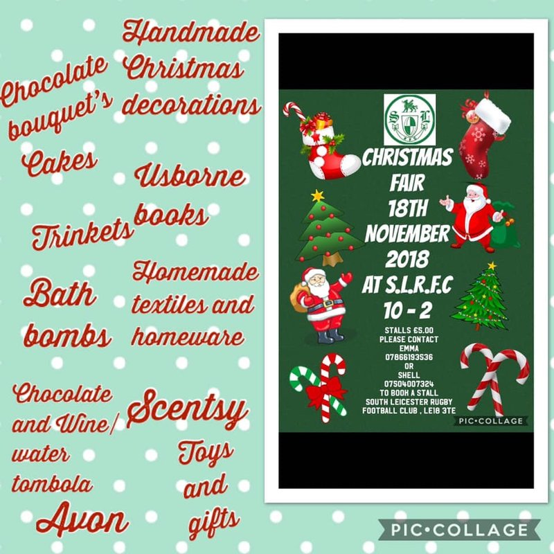 Club Christmas Fair