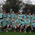 Under 15s lose to Broad street RFC 43 - 19
