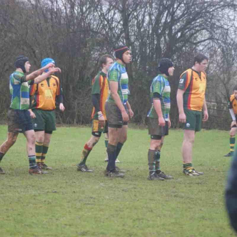 10 Feb '13 Abbey v Beaconsfield U15's