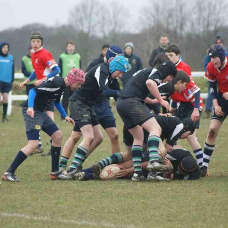 24 Feb '13 Abbey v Banbury U15's
