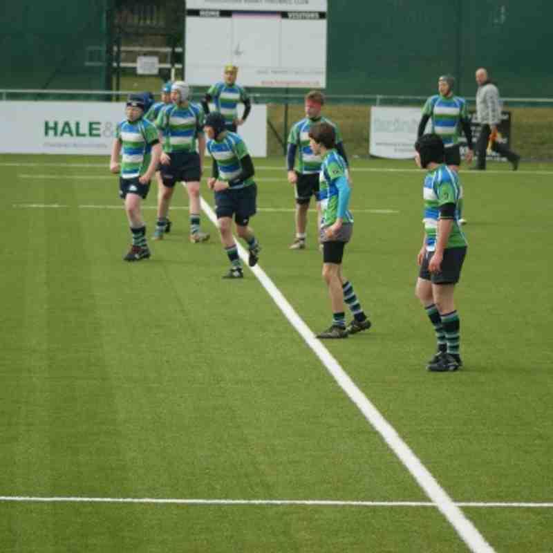 3 Mar '13 Abbey v Maidenhead U15's