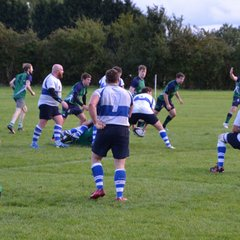 1XV vs Long Buckby - 01/10/2016