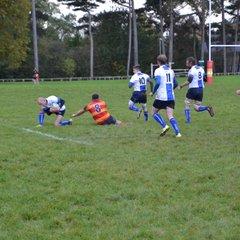 1st XV vs Stockwood Park RFC - 4/11/17