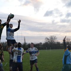 1st XV vs Leicester Vipers - 06/01/2018