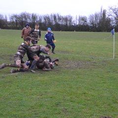 1st XV v Rushden & Higham RFC - 27/01/18