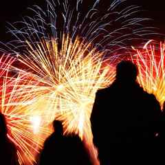 Fireworks at BCC 7th November