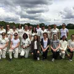 Historic Day as Beaconsfield CC Women Make Their Debut