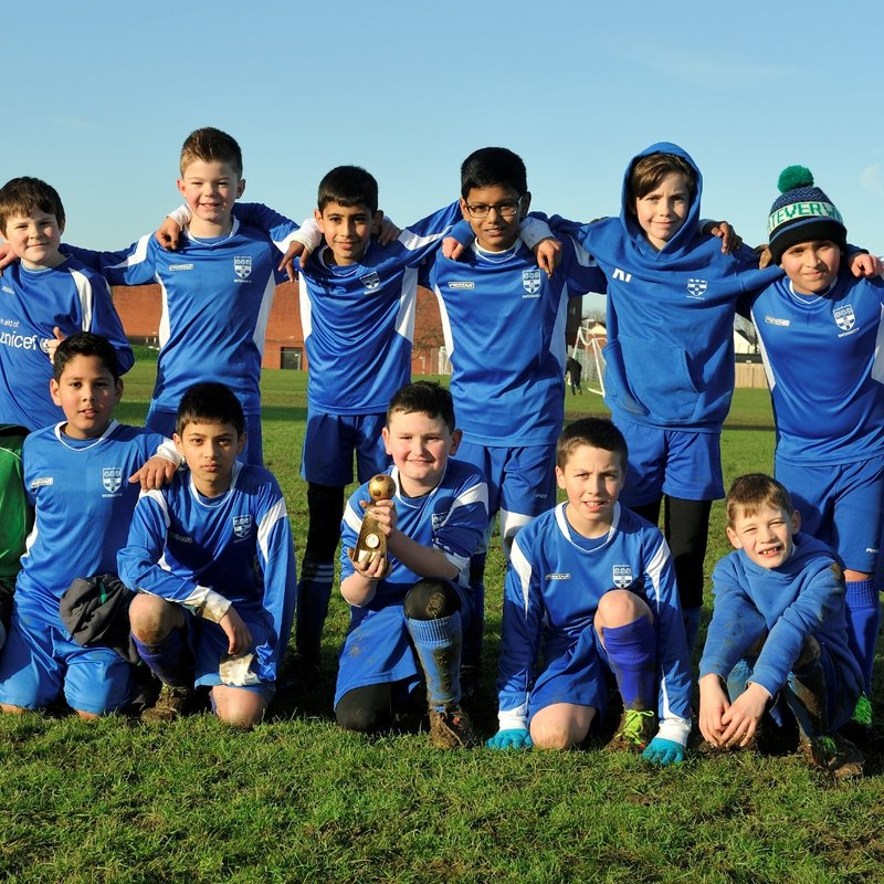 Under 14 Eagles lose to Maidenhead Boys & Girls FC 3 - 5