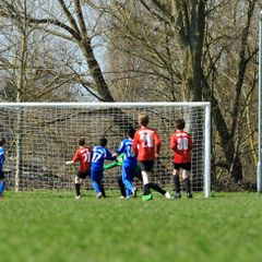 Whiteknights U12 Eagles vs Caversham Stallions 02/04/16