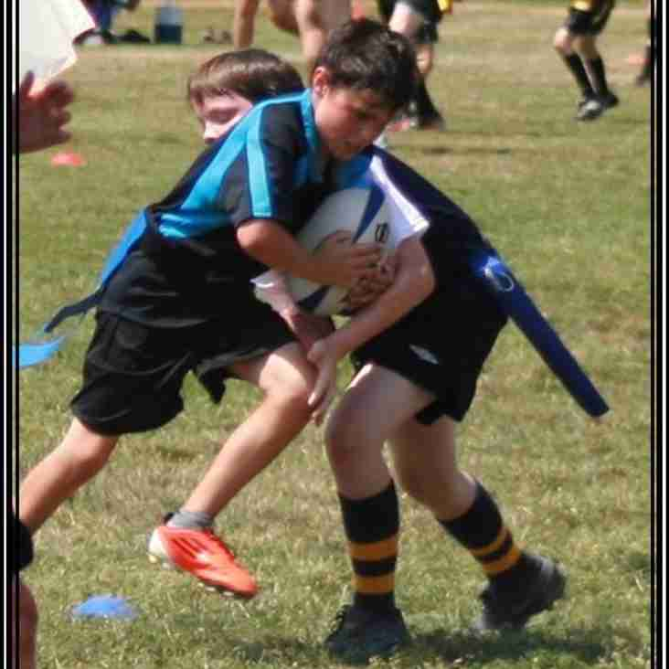 Minor Rugby Begins May 15th (due to field delay)