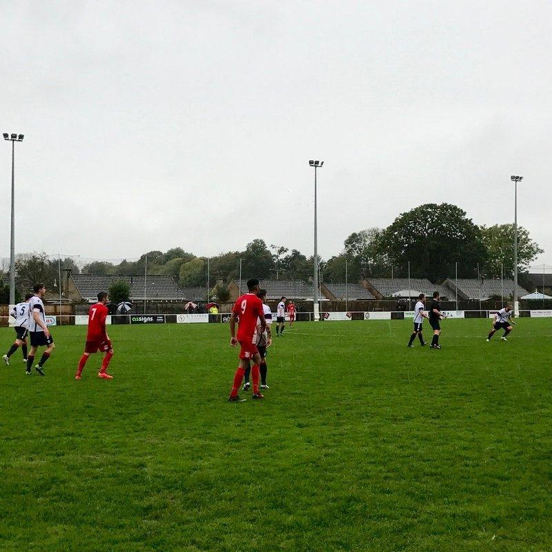Willand Rovers 1 v Bradford Town 0