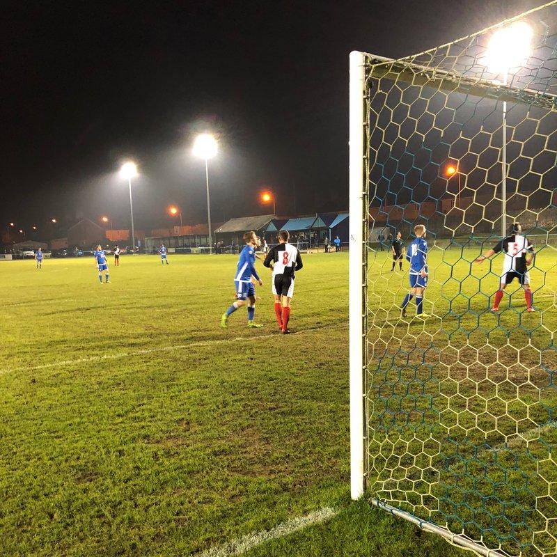 Bradford Town 1 Shepton Mallet 0
