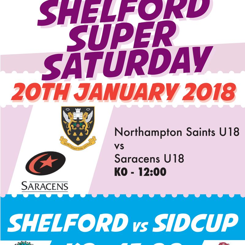 Shelford Super Saturday