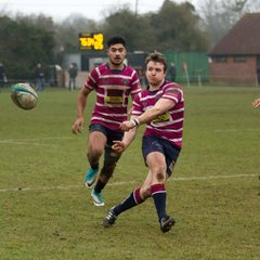 1st XV v Tring (24/03/2018) by Cat Goryn