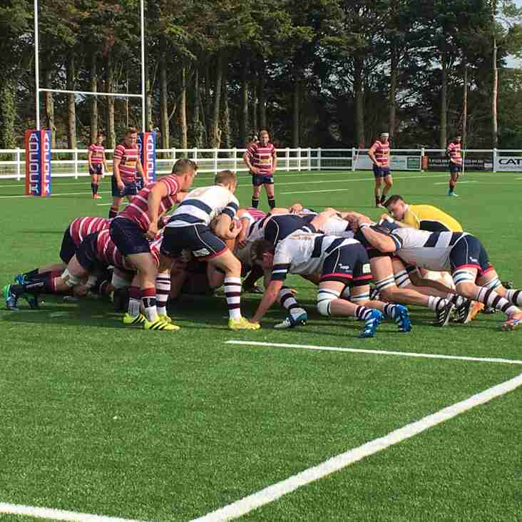 Bonus Point win in final game of the season