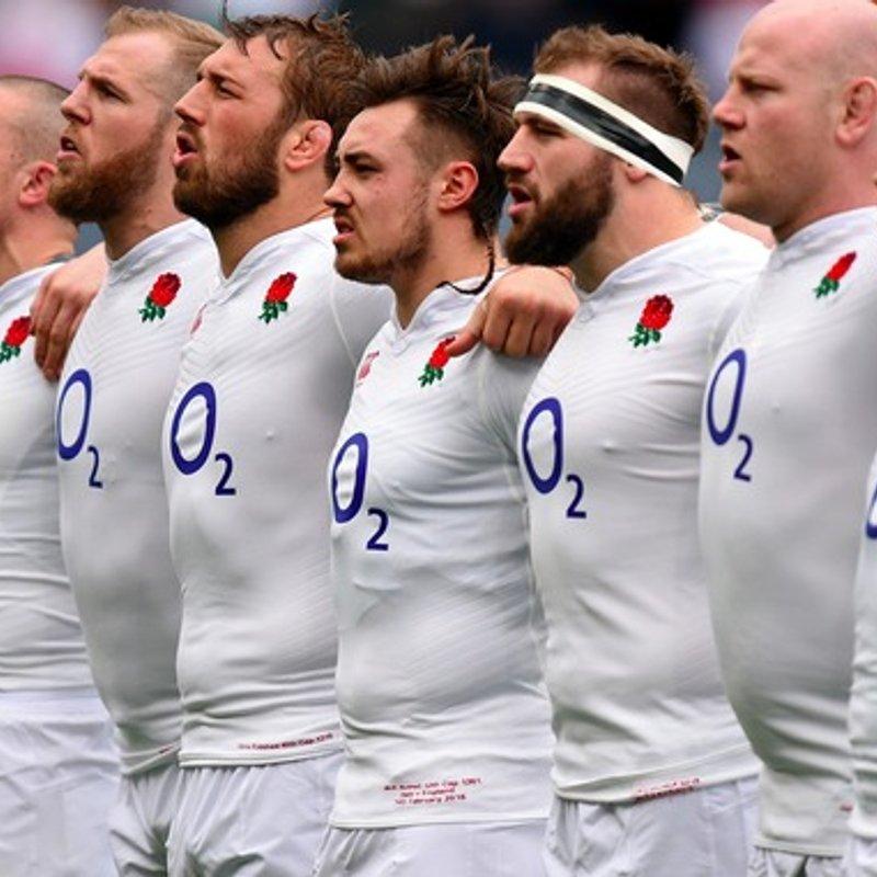 Tickets for England's autumn international fixtures