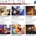 What's on at Shelford?