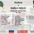 1st XV v Bedford Athletic
