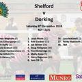 Shelford v Dorking