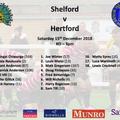 Shelford v Hertford
