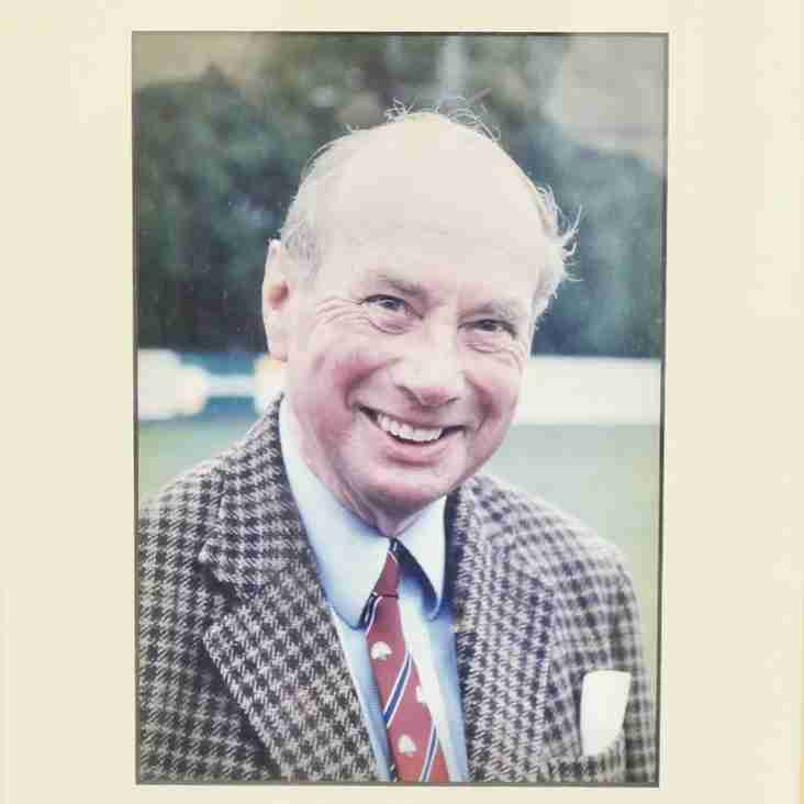 RIP - Harry Parish
