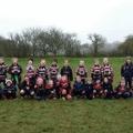 Shelford Rugby Club vs. Training