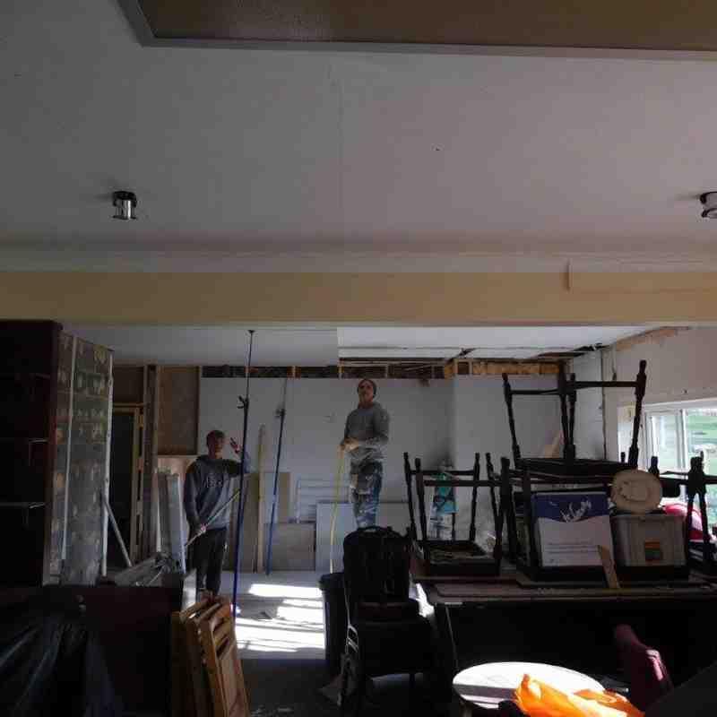 Further Club Renovation
