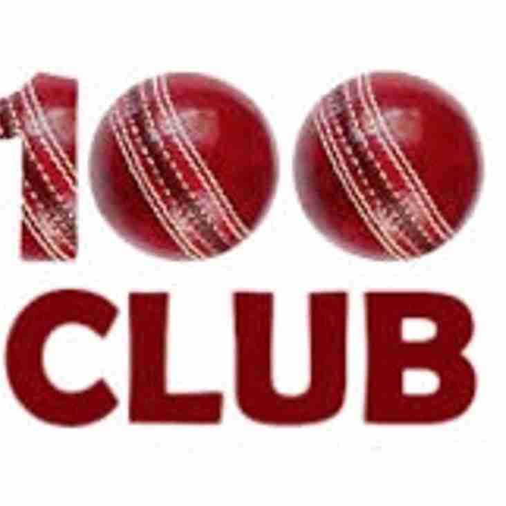 ACC 100 Club Winners so far for 2018.