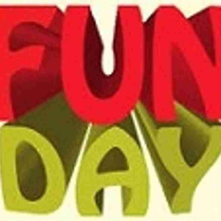 ACC Fun Day - Sun 25th June.
