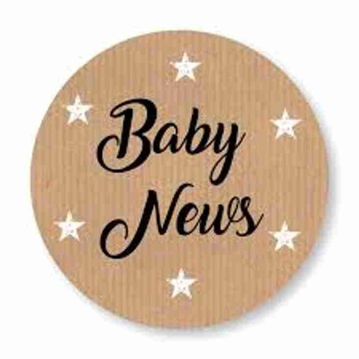 Baby news for Amila and Niranjala Perera.