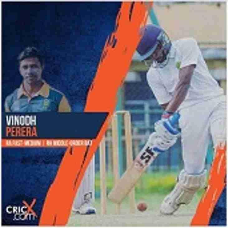 ACC's 2018 Professional - Vinodh Perera