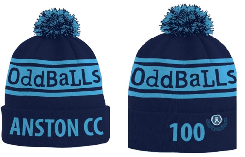 d016c0607b3 ACC 100 Years Obble Hats - News - Anston Cricket Club
