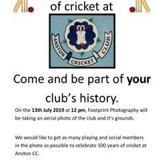 100 Years Celebrations