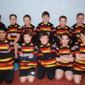 Under 12s beat Meltham All Blacks  4 - 10