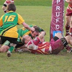 2nd XV vs Hawcoat Park