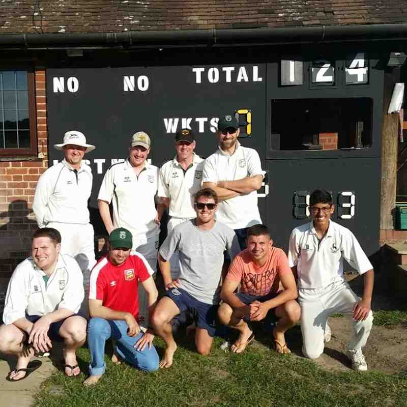 Rickmansworth 1XI - 2016 season in pictures