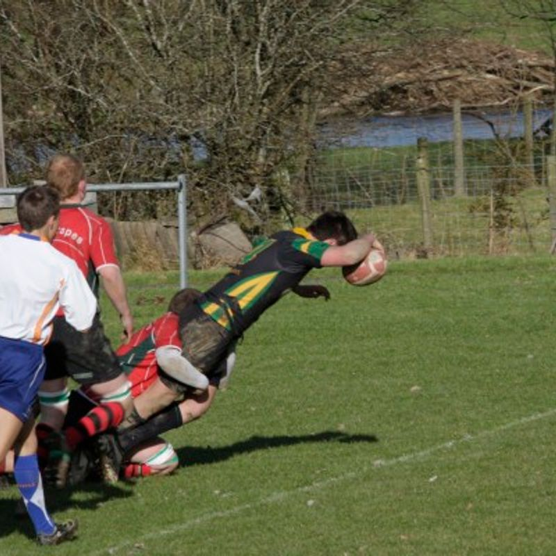 Llanidloes v Newtown - MW Cup Final