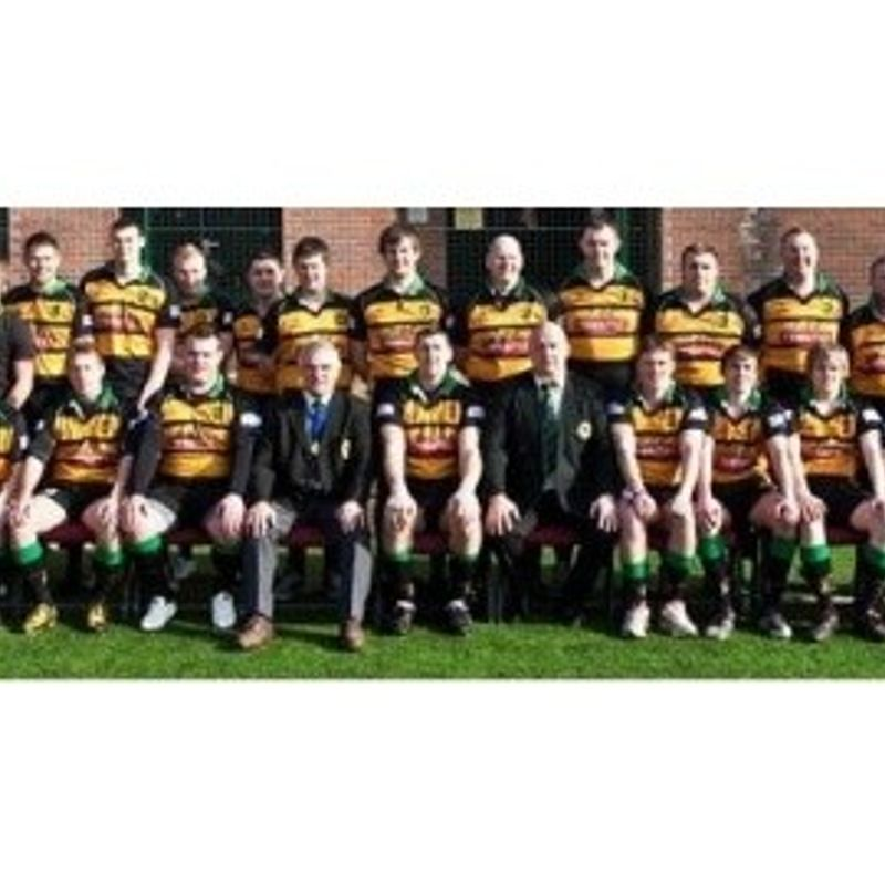 St. Benedicts RUFC 1st XV lose to Carlisle 64 - 0