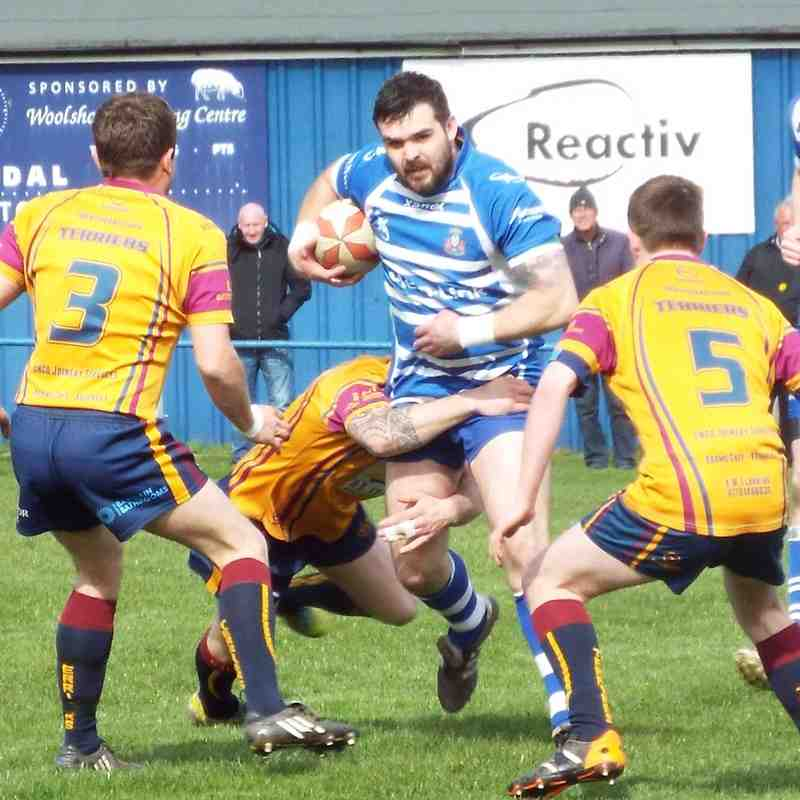 Siddal vs Boothtown Terriers 11-Apr-15