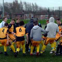 Bradford RIASA too strong for Millers Development Squad