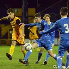 Stockport County Reserves 4-2 New Mills Development Squad