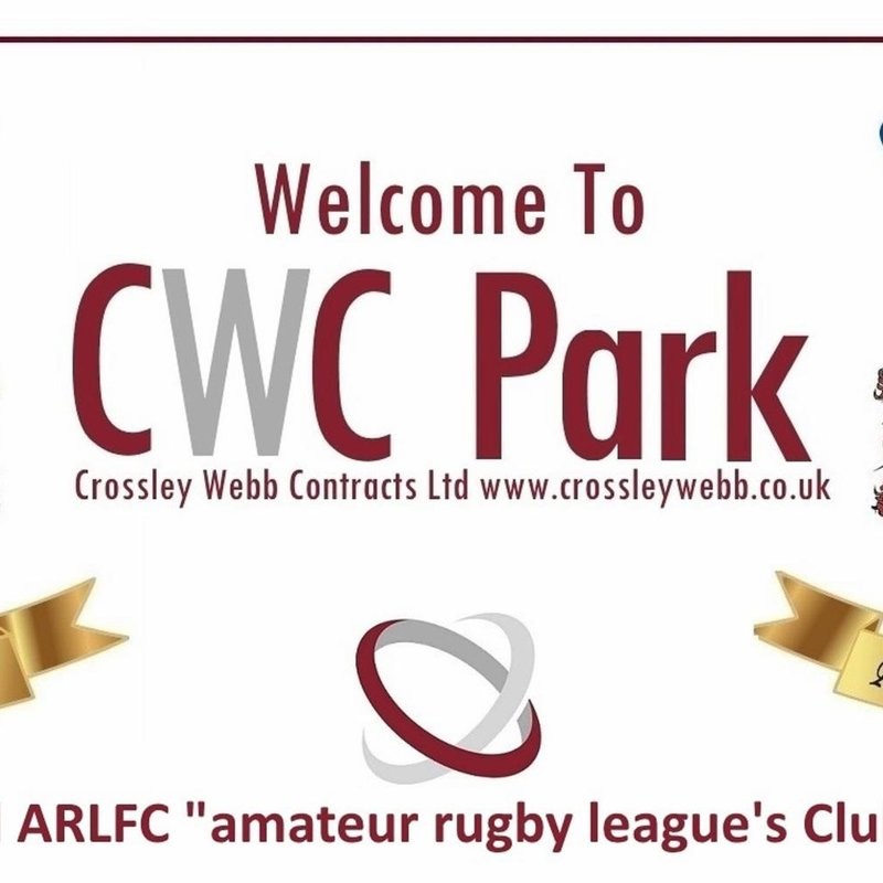 WELCOME TO CWC PARK!