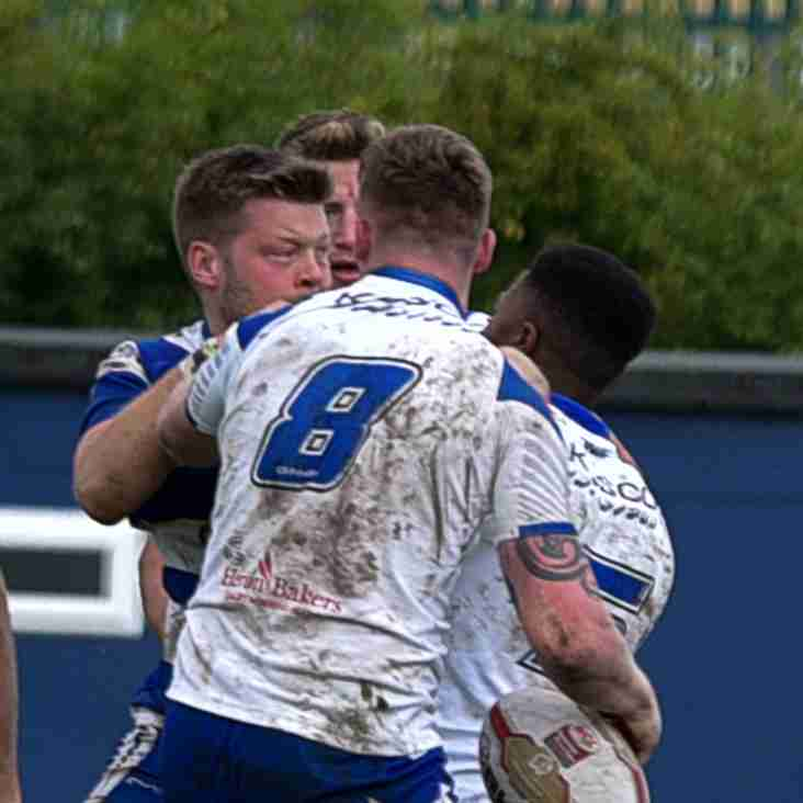 Siddal  Edge out Mayfield in Bruising Encounter ......................................